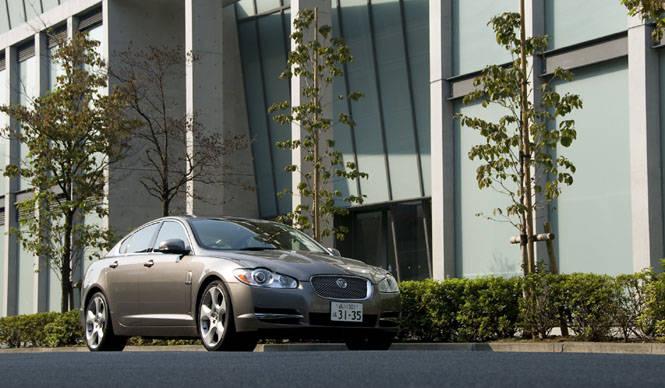 Jaguar XF|ジャガーXF|山中俊治 vs ジャガーXF(1)クルマはまず、立ち方を見る