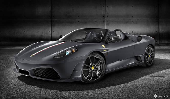 Ferrari 430 16M Scuderia Spider|フェラーリ430 16M スクーデリア スパイダー発表