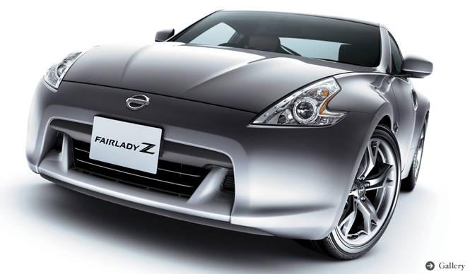 ロサンゼルス・モーターショーで新型『フェアレディZ』がデビュー