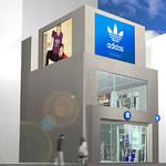 adidas|アディダス 「アディダス オリジナルスショップ 新宿」オープン