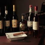 THE CIGAR MUSEUMの実店舗がついにオープン! 第2回 「シガーに合う酒」