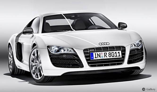 Audi R8 V10・5.2 FSI quattro|ランボと同じ心臓をもつR8