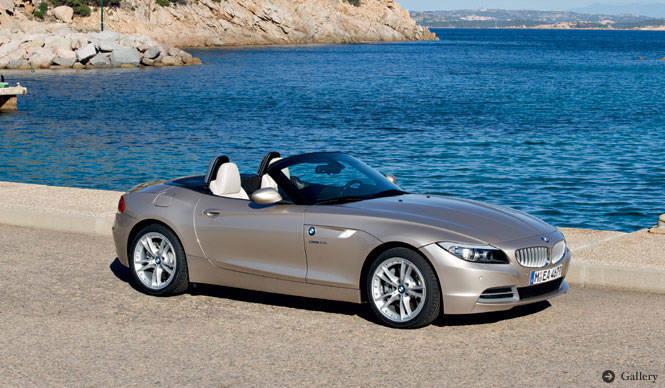 BMW Z4 Roadster|BMWが新型Z4ロードスターを世界初公開 Gallery