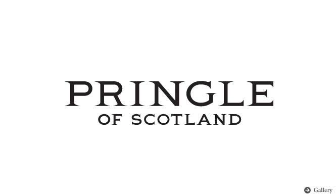 PRINGLE OF SCOTLAND|プリングル オブ スコットランドのラグジュアリースタイル