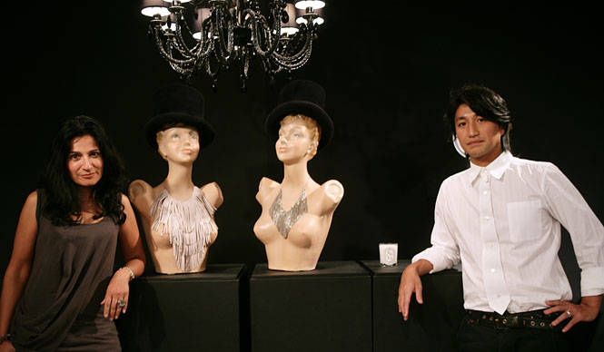 三原康裕 第1回 ピープル・ツリー代表サフィア・ミニーさんを迎えて(1)