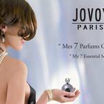 7つの大切な香り『ジョヴォワ パリ』