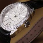 「バックス&ストラウス」、ダイヤモンドに特化した時計作り