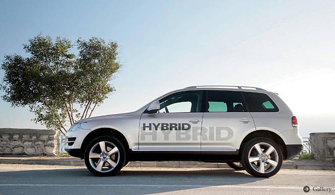 Volkswagen|フォルクスワーゲンもハイブリッド戦線に参戦