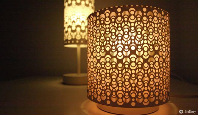 「ISETAN LIVING×HIROCOLEDGE」 LIGHT│キャンドルのようなやさしい存在のライト