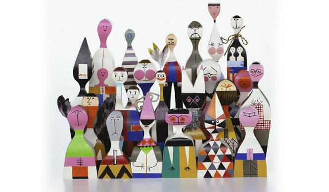 アレキサンダー・ジラルド「Wooden Dolls」、待望の復刻