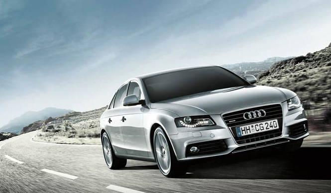 Audi A4の世界観を堪能できる、3つのチャンス