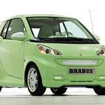 smart fortwo BRABUS electric drive|スポーティなエコ