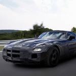 Mercedes-Benz SLS AMG|往年の名車、300SLの再来