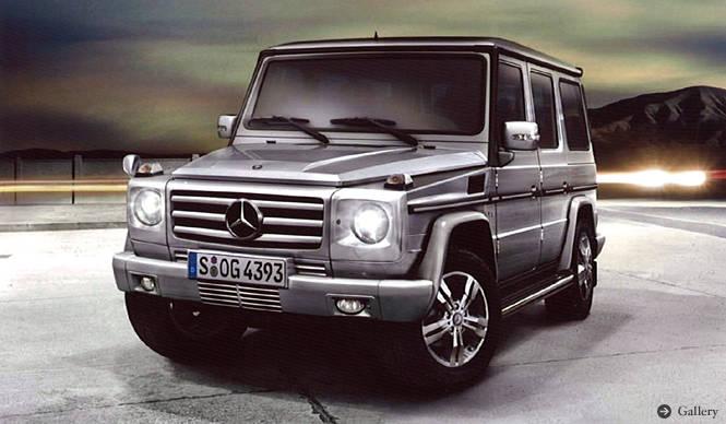 Mercedes-Benz G CLASS|三十路を迎えてさらなる進化