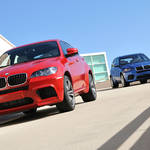 BMW X5 M & X6 M|SUVの「M」