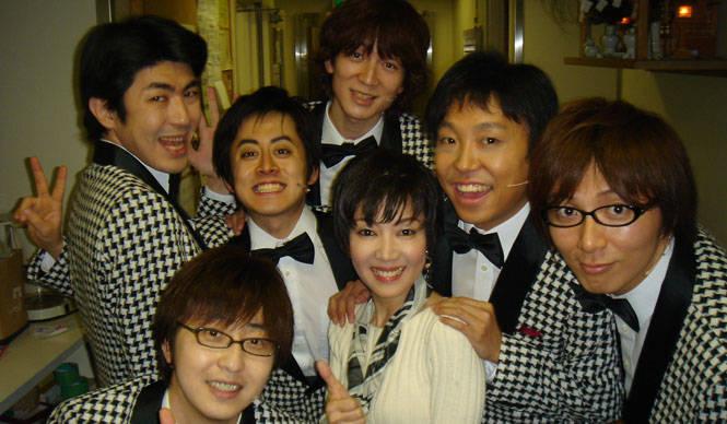 戸田恵子&RAG FAIR 春からはじまる新しい番組&新しい姉弟(?)カンケー その1