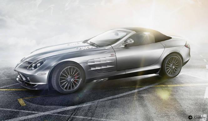 Mercedes-Benz|メルセデス・ベンツ 「SLR マクラーレン ロードスター 722 S」