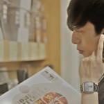 DJ KAWASAKI、WIRED by Tomoki Sukezaneを着こなす