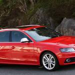 Audi S4|試乗(前篇) ルックスだけで心が騒ぐクルマ