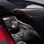 Mercedes-Benz SLS AMG|メルセデス・ベンツSLS AMGの内装を公開!
