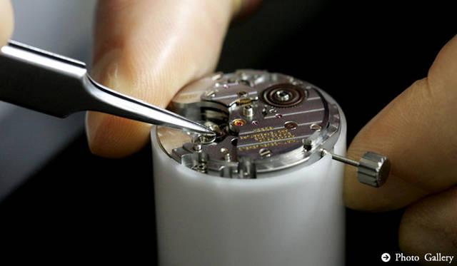 Grand Seiko Mechanical High-Beat 36000 セイコーのメカニカルウォッチが生まれる場所
