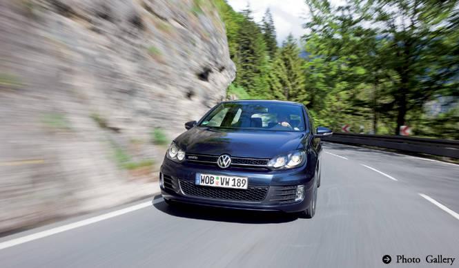 Volkswagen|フォルクスワーゲン ゴルフ第2のスポーツモデル