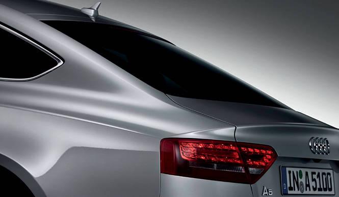 Audi A5 Sportback クーペ、セダン、そしてアヴァントを1台に