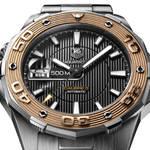 TAG Heuer|アクアレーサー 500M スティール&ゴールド