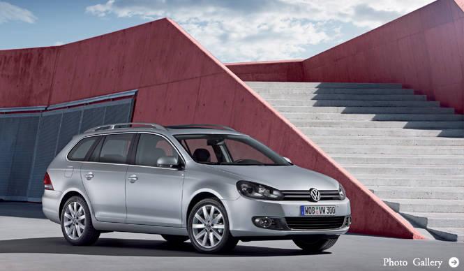 Volkswagen Golf Estate|フォルクスワーゲン・ゴルフ エステート