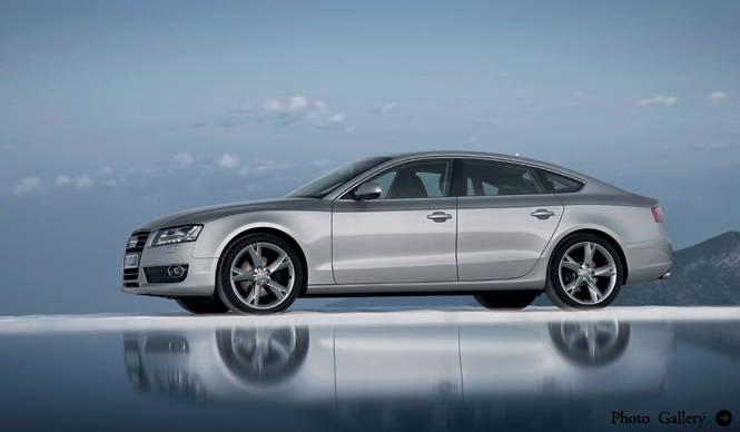 Audi A5 Sportsback|クーペの優雅さとセダンの快適性、そしてアバントの実用性
