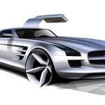 Mercedes-Benz SLS AMG|ジャーマン・スーパースポーツのEVバージョン