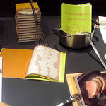 UTRECHT|MUJI新宿にて「料理」をテーマにしたディスプレイを展示中