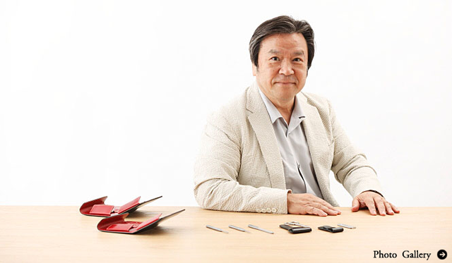 ネイルケアツール「MIMUNO」プロダクトデザイナー・喜多俊之インタビュー(1)