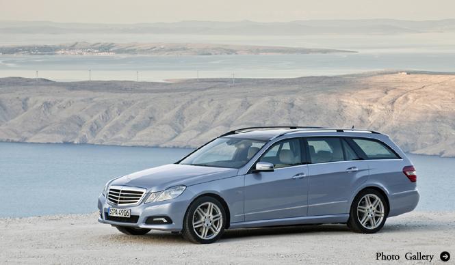 Mercedes-Benz E Class Wagon|メルセデス・ベンツ Eクラスワゴン