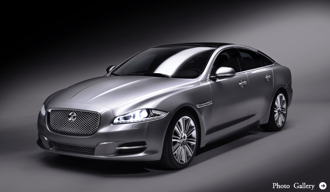 New Jaguar XJ|新世代フラッグシップモデル、受注開始