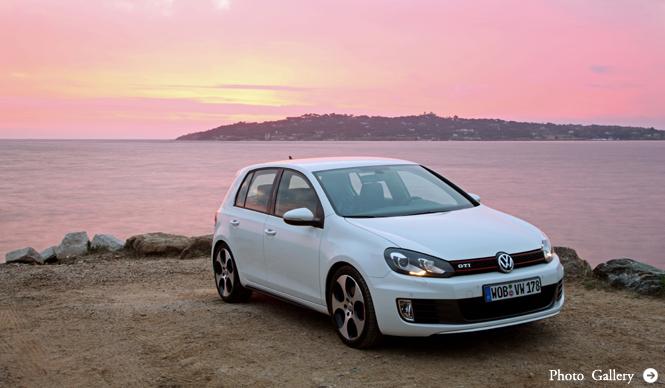 VolkswagenGolf GTI | フォルクスワーゲン・ゴルフGTI(前編)|最新テクノロジーをまとった元祖ホットハッチ