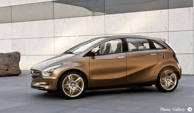 Mercedes-Benz BlueZero E-CELL PLUS|メルセデス・ベンツ ブルーゼロ Eセル プラス