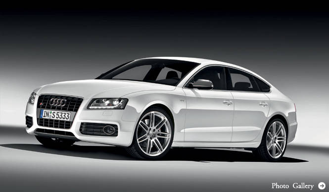 Audi S5 Sportback|スポーティかつラグジュアリー