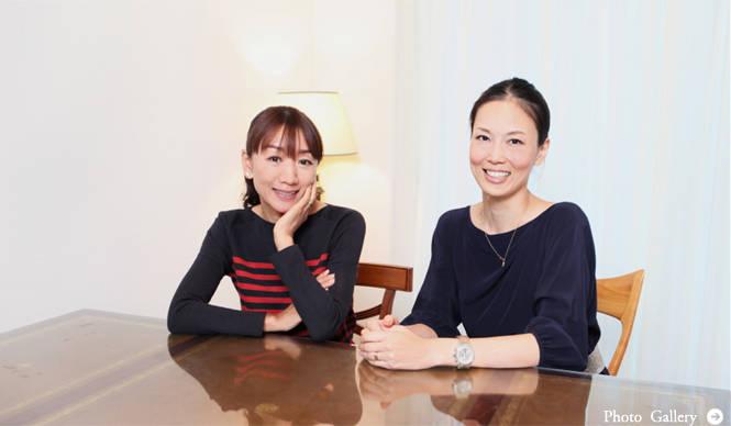 藤原美智子が語るTHREEの魅力