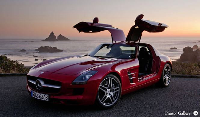 Mercedes-Benz SLS AMG|メルセデス・ベンツ SLS AMG