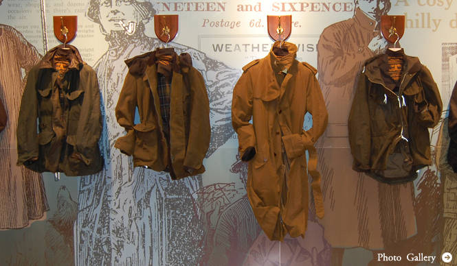 Barbour The Beacon Heritage Range limited  by TO KI TO