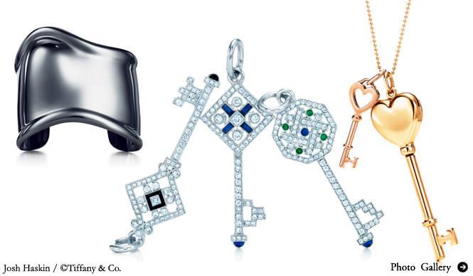 Tiffany & Co.|2009年秋を飾るティファニーのニューコレクション