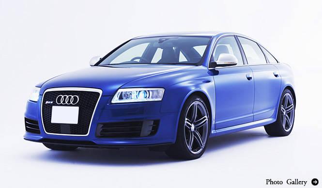 Chapter 1|Audi RS6のすべて|インテリジェンス溢れるアスリート