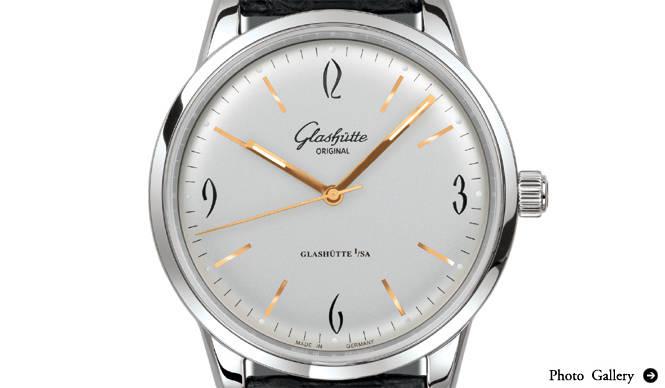 Glashutte Original|グラスヒュッテ・オリジナル|セネタ・シックスティーズ
