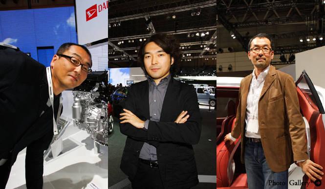 「東京モーターショー2009」発信、電気自動車が未来を変える!? (第3回)
