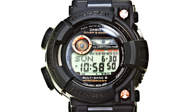 G-SHOCK|NEW FROGMAN