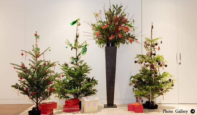 和気雅美│テーマで飾るクリスマスデコレーション2009(その1)