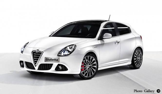 Alfa Romeo Giulietta|往年の名車の名が復活