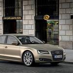 Audi A8|アウディ A8もっともスポーティなフルサイズサルーン