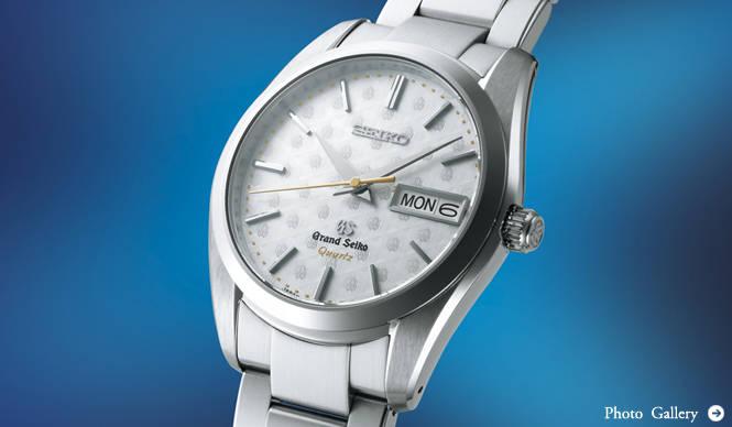 グランドセイコー|クォーツウォッチ誕生40周年記念、その歴史に思いを馳せた限定モデル登場